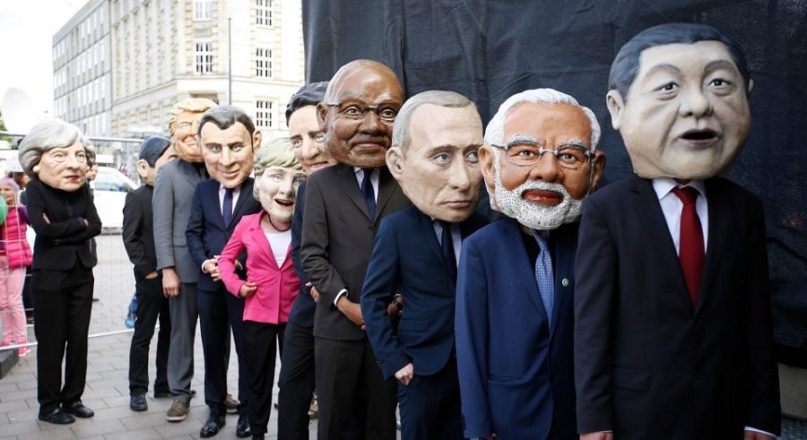 Tất cả các quốc gia G-20 đều không thể thực hiện cam kết về biến đổi khí hậu. Ảnh 1