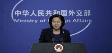 Mỹ gửi thư cho Trung Quốc về vấn đề Tân Cương