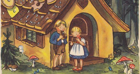 Truyện cổ Grimm: Hansel và Gretel