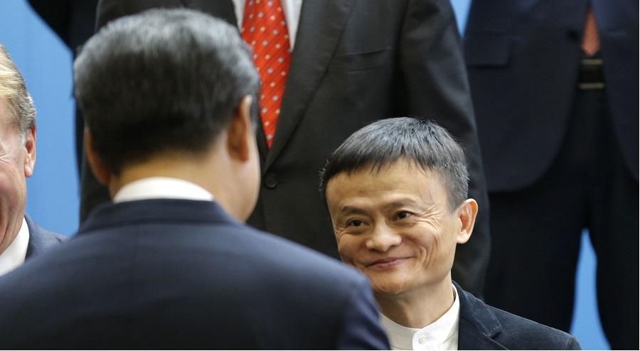 Jack Ma của Alibaba được xác nhận là thành viên của Đảng Cộng sản Trung Quốc. Ảnh 1