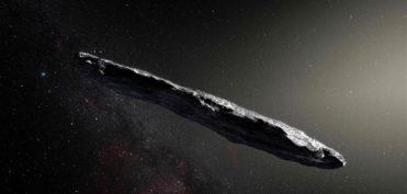 Vật thể bay ngang Trái Đất có thể là tàu vũ trụ người ngoài hành tinh