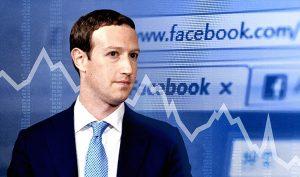 Cổ phiếu Facebook giảm gần 40%, thổi bay 200 tỷ USD vốn hóa