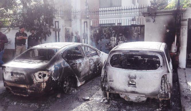 Hé lộ lý do ném bom phản đối của nhóm vũ trang Pakistan vào Lãnh sự quán Trung Quốc.1