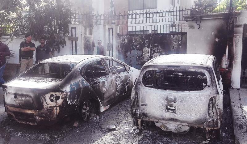 Hé lộ lý do ném bom phản đối của nhóm vũ trang Pakistan vào Lãnh sự quán Trung Quốc