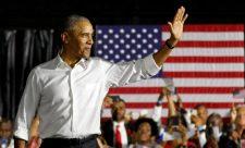 Bầu cử giữa kỳ Mỹ: Trump-Obama quyết đấu trước giờ G