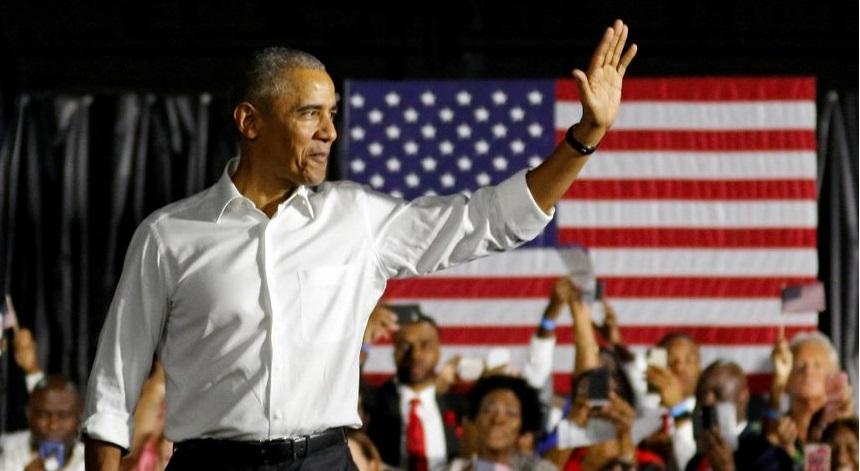 Bầu cử giữa kỳ Mỹ: Trump-Obama quyết đấu trước giờ G- Ảnh 1