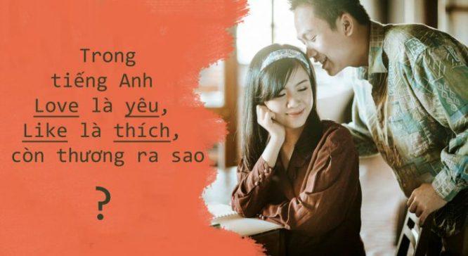 Có những điều trong tiếng Việt chất đầy cảm xúc...H3