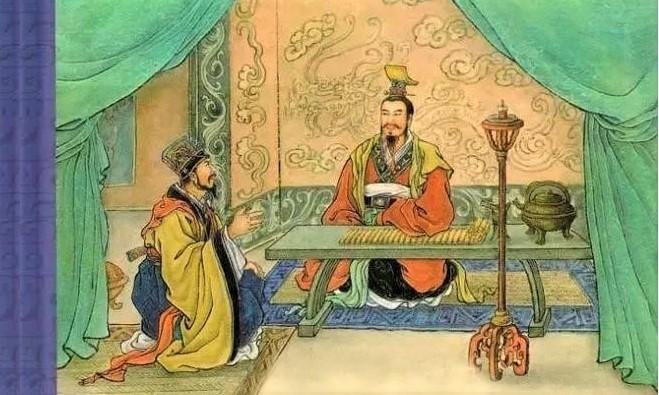 Bậc chính nhân quân tử là người hành sự chính trực, bất kể là kẻ thù hay người thân đều tiến cử. (Ảnh minh họa: ifuun.com)