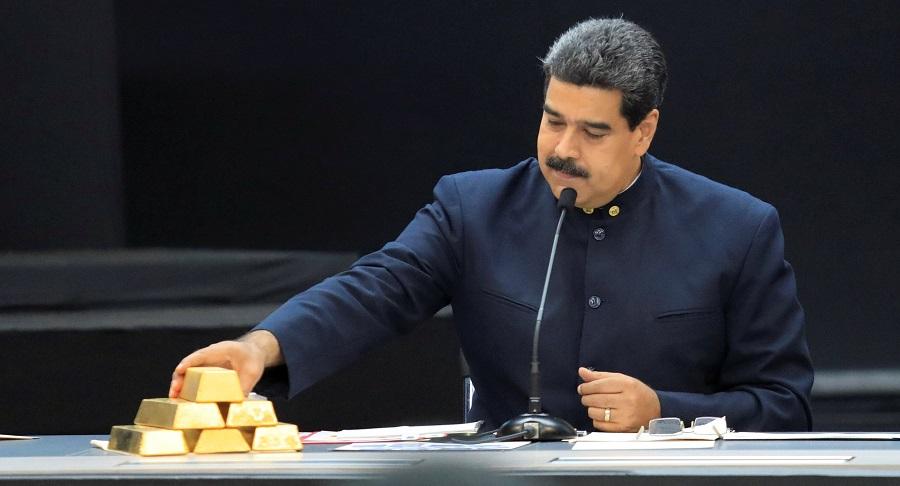"""Venezuela tìm cách """"hồi hương"""" 14 tấn vàng ở Anh- Ảnh 1"""
