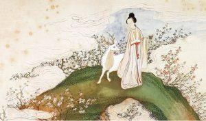 Câu chuyện Thần tiên: Đào Hoa Tiên Tử đấu với Chu Công (P1)