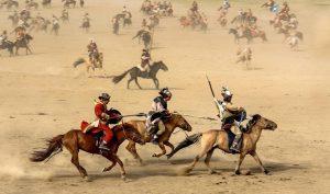 """Người Mông Cổ đã có """"bác sĩ thú y"""" từ hơn 3.000 năm trước"""