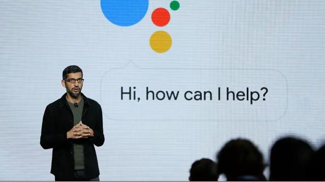 CEO Google Sundar Pichai. Ảnh: AP.