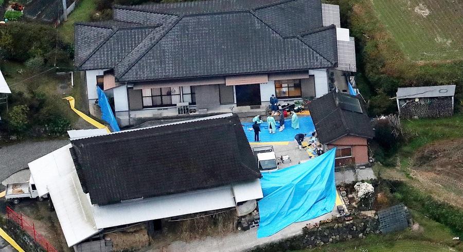 Sáu người chết trong vụ thảm sát làm Nhật Bản rúng động. Ảnh 1
