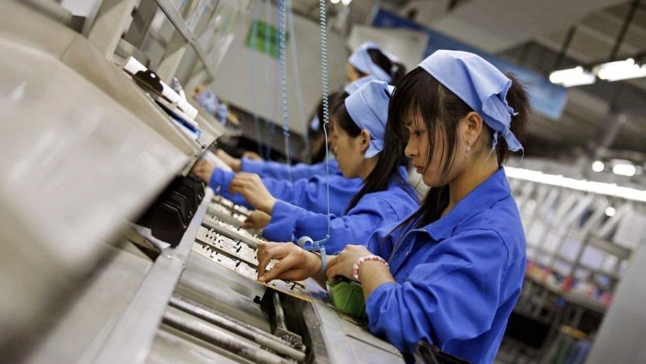 Chiến tranh thương mại leo thang, doanh nghiệp nước ngoài đang rời khỏi Trung Quốc. (Ảnh ABC)