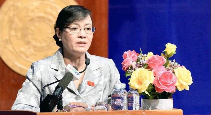 Tại sao sau 2 nhiệm kỳ, bà Quyết Tâm vẫn không đưa vấn đề Thủ Thiêm ra Quốc hội?. Ảnh 1