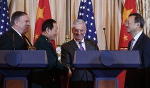 Mỹ kêu gọi Trung Quốc rút tên lửa khỏi quần đảo Trường sa