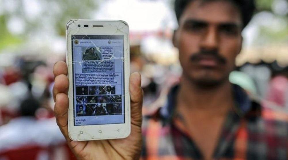 Chủ nghĩa cực đoan là nguyên nhân dẫn đến tin đồn giả ở Ấn Độ. (Ảnh qua BBC)