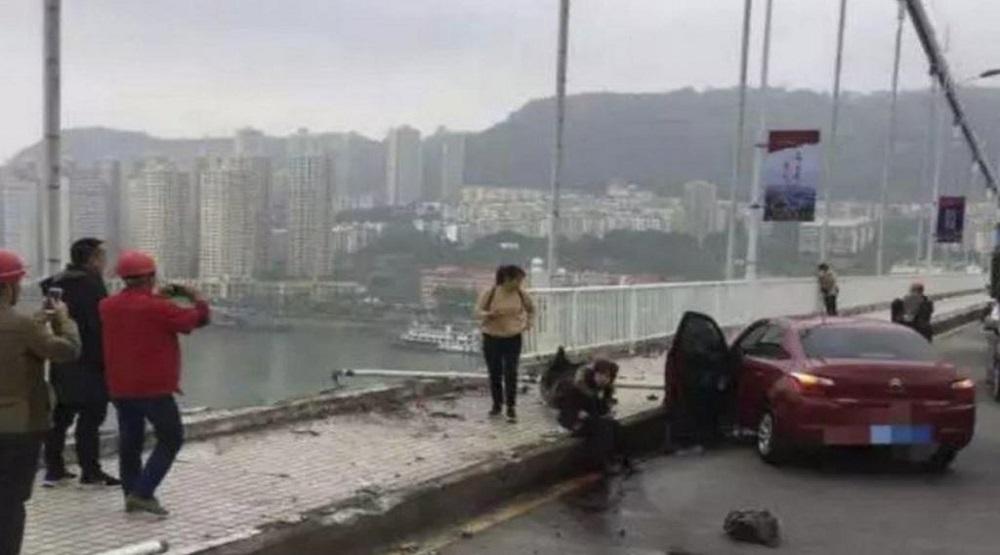 Hiện trường vụ tai nạn.(Nguồn: Internet)