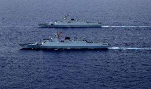 Mỹ thay đổi chính sách, Biển Đông dậy sóng