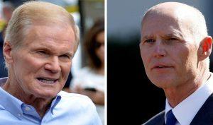 Bầu cử giữa kỳ tại Mỹ: Bang Florida kiểm lại phiếu