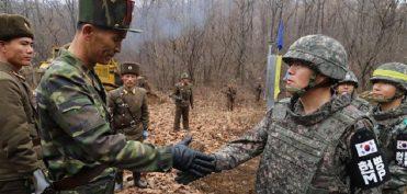Triều Tiên cho nổ chốt gác, ước mơ hoà bình với Hàn Quốc?