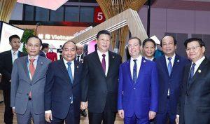 Hội chợ Nhập khẩu Quốc tế Trung Quốc: 1 mũi tên trúng 2 đích?