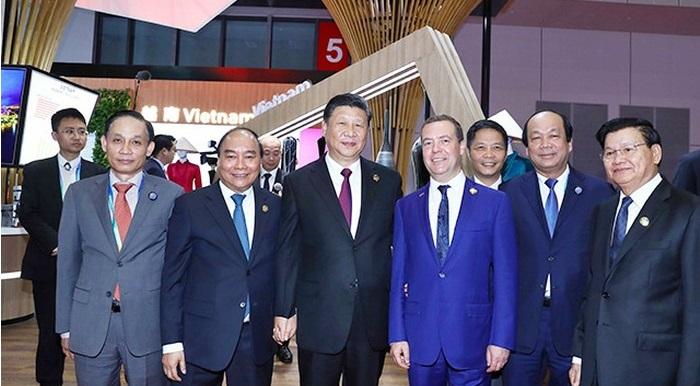 Hội chợ Nhập khẩu Quốc tế Trung Quốc: 1 mũi tên trúng 2 đích - Ảnh 1