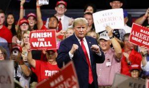 Tổng thống Trump – Khắc tinh của 'Trung Hoa mộng'