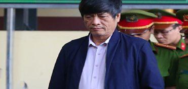 Bị cáo Nguyễn Thanh Hóa: Não bé vẫn được leo lên làm Cục trưởng?