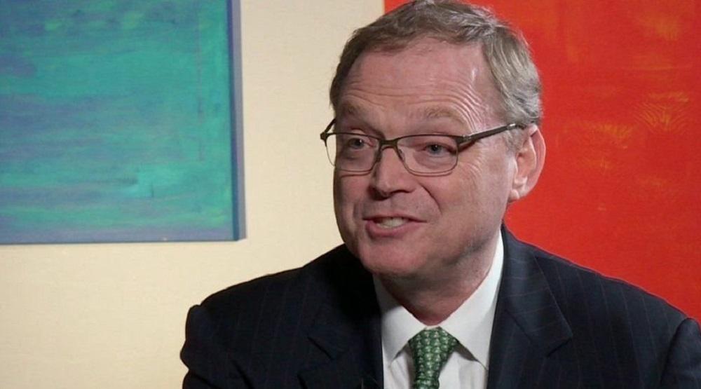 Ông Kevin Hassett, cố vấn kinh tế cấp cao Trong chính quyền Donald Trump (Ảnh: BBC)