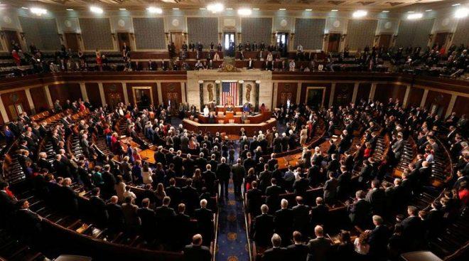 Quốc hội Mỹ sẽ trở lại thời chia rẽ - ảnh 1