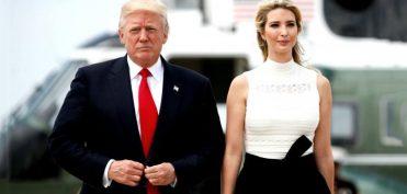 """TT Trump bảo vệ con gái Ivanka về vụ email cá nhân: """"Tất cả đều là tin giả"""""""