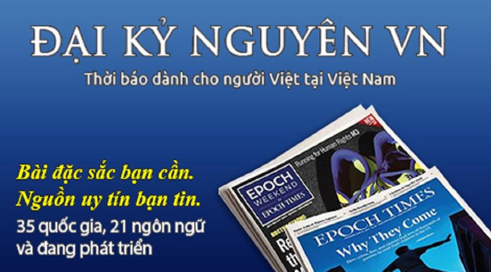 Facebook Đại Kỷ Nguyên nhiều fan nhất Việt Nam.