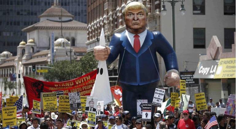 Lý do thực sự cánh tả ghét Trump. Ảnh 1