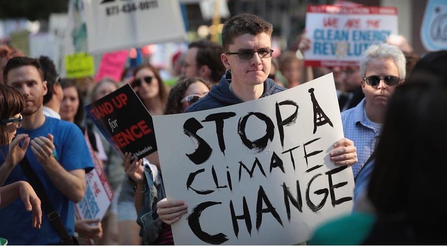 Chủ nghĩa xã hội dưới vỏ bọc bảo vệ môi trường 'xanh' - Ảnh 1