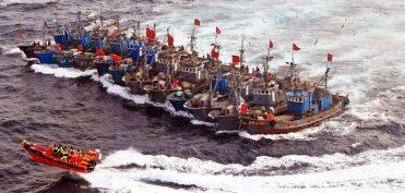 Điểm danh những lần tàu Trung Quốc bị bắn hạ trên biển Đông