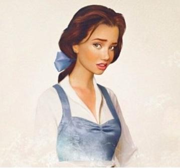 Cô tiên Jolie
