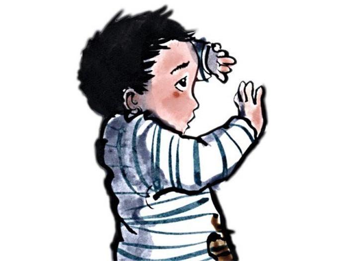 """Giáo viên bạo hành trẻ là """"cuộc chiến mà những đứa trẻ không thể chống lại"""". (Ảnh: Tribune)"""