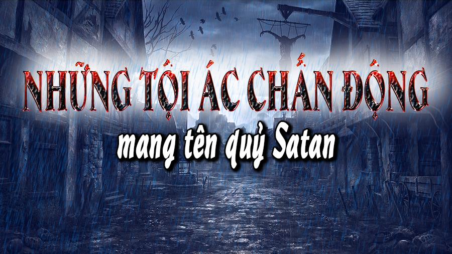 Nhiều tên sát nhân hàng loạt đều là tín đồ của quỷ Satan. (Ảnh: t/h)