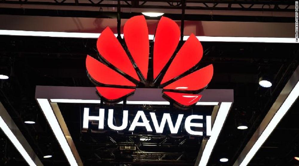 Huawei bị Mỹ ghi tên vào danh sách đen: (Ảnh: Internet)