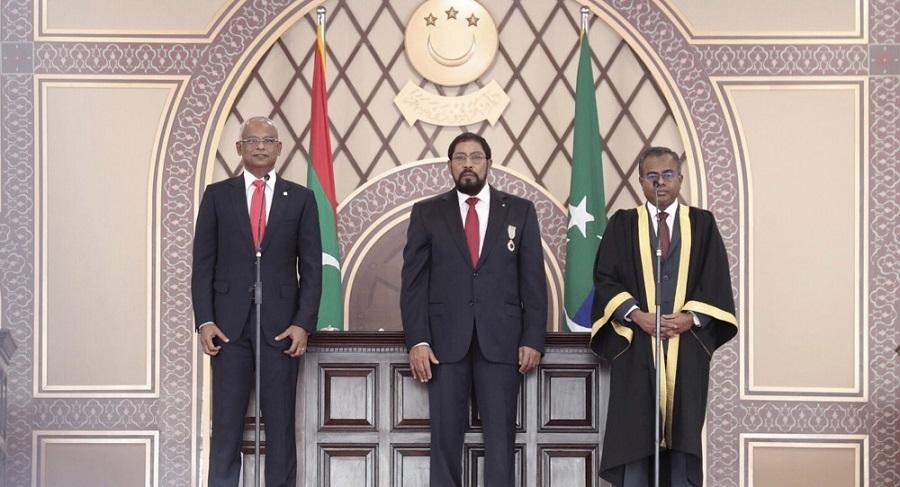 Maldives bên bờ phá sản, tân Tổng thống Maldives chỉ trích Bắc Kinh