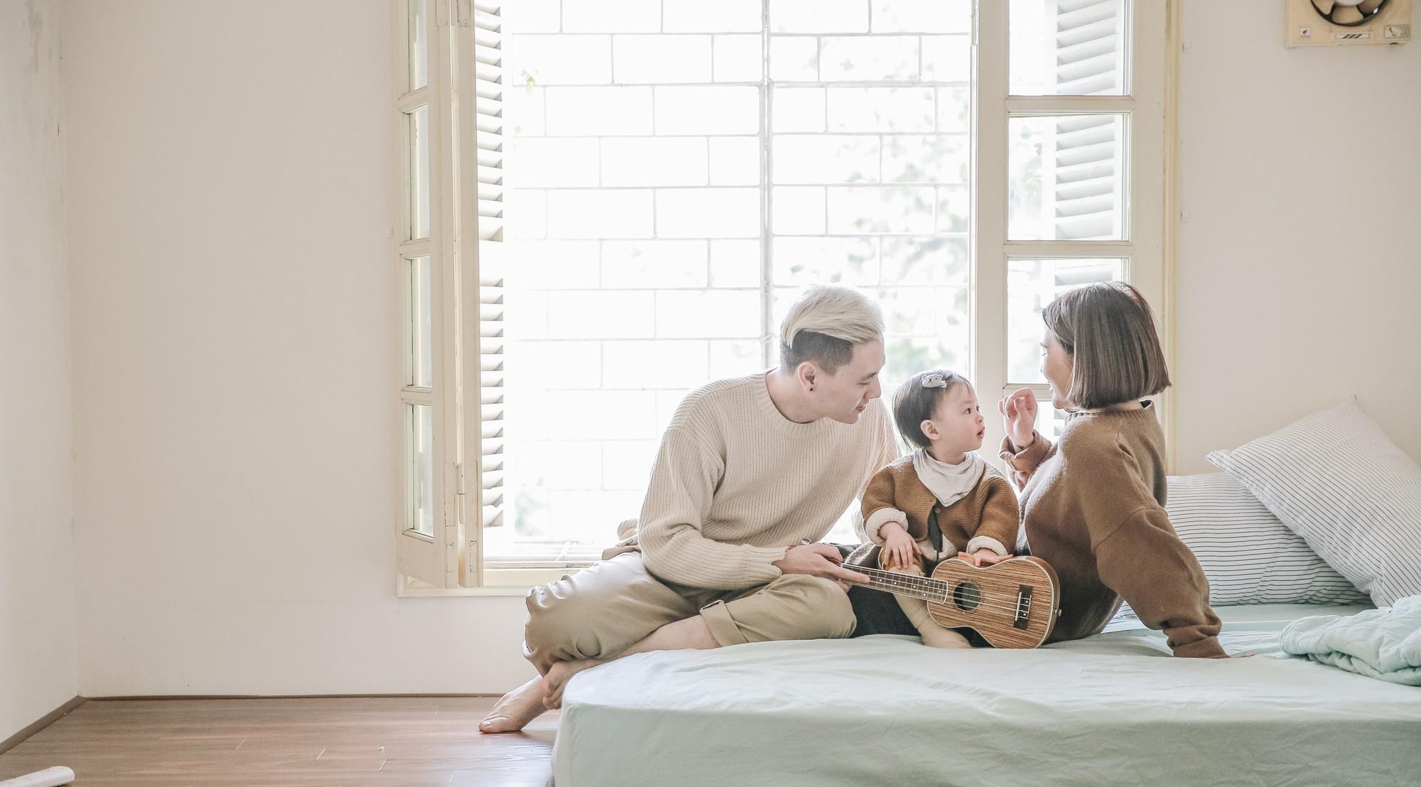 Gia đình hạnh phúc, bắt đầu từ cách nói chuyện.