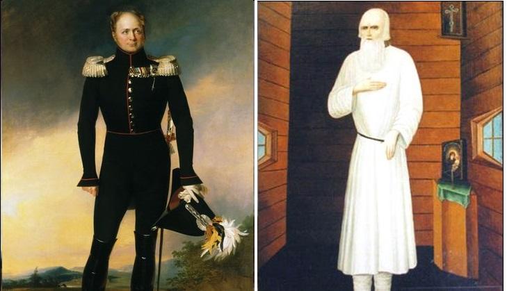 Có rất nhiều tin đồn cho rằng vị Nga hoàng Alexander I đã giả chết trở thành ẩnsĩ Feodor Kuzmich. (Ảnh qua siberiantimes.com)