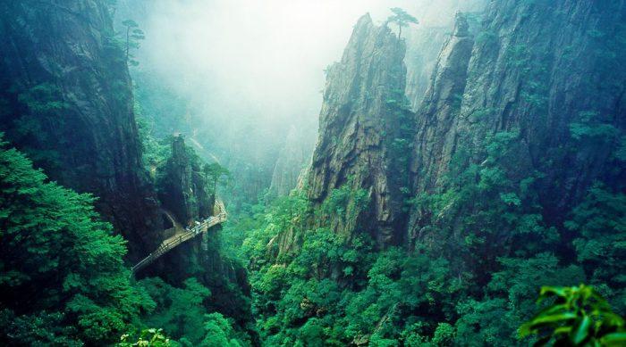 Các địa danh nổi tiếng thường xuất hiện trong các phim kiếm hiệp của Kim Dung.1