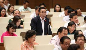 Đại biểu Quốc hội: Chủ tịch UBND tỉnh tiếp dân 9 phút, rồi đi nhậu