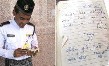 Anh bảo vệ học 7 ngôn ngữ trong 15 tháng và cậu bé bán rong nói được 16 thứ tiếng