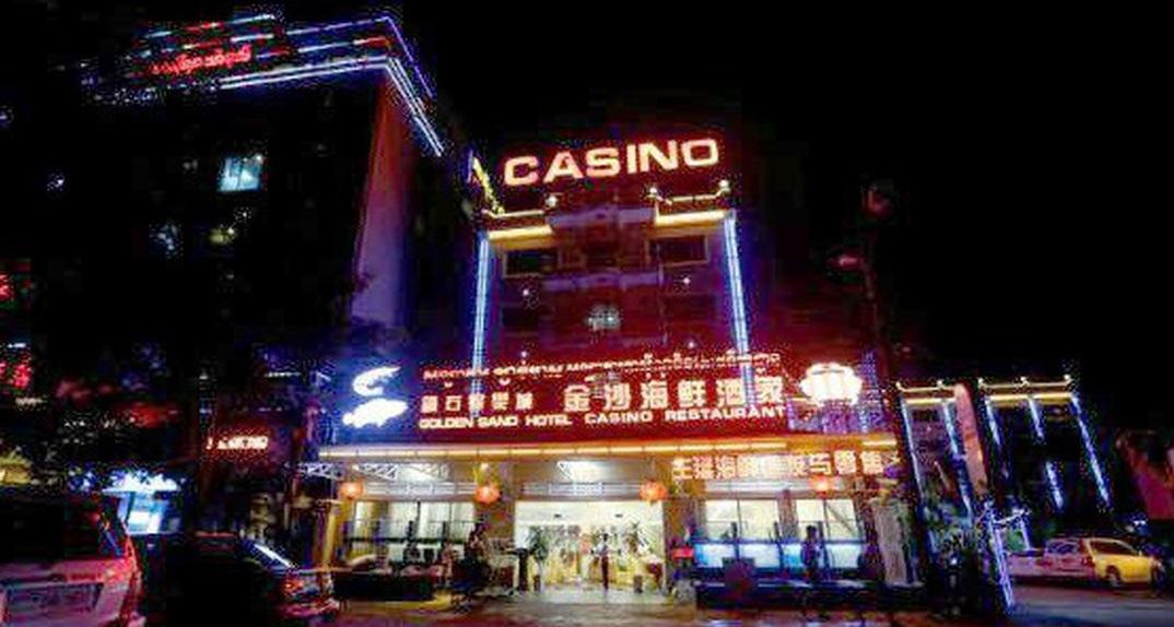 Sihanoukville biến thành Macau thu nhỏ của Trung Quốc. (Nguồn: Internet)