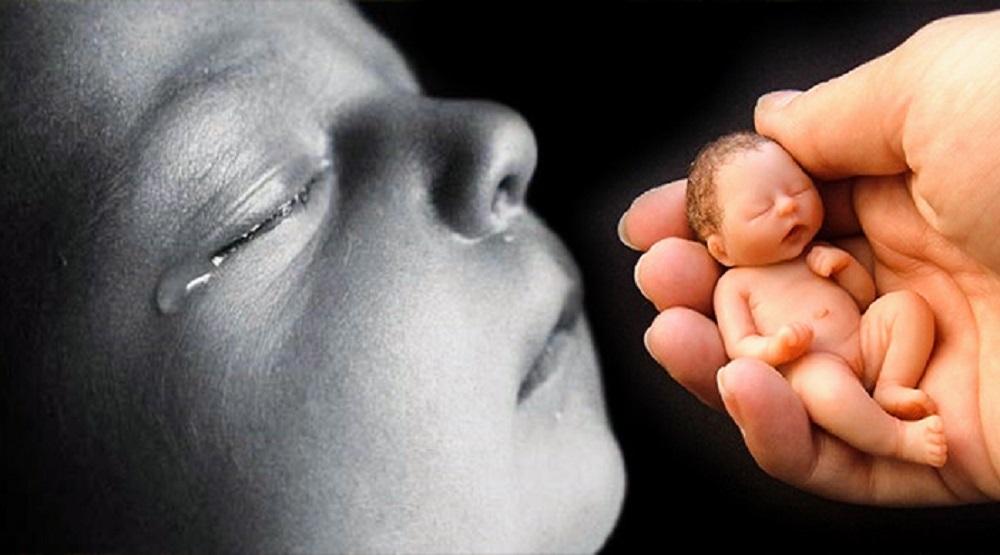 Phá thai trở thành nỗi ám ảnh của nhiều người. (Ảnh: Internet)