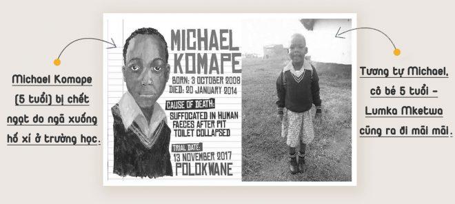Thảm kịch nhà vệ sinh trường học và nỗi đau ám ảnh cả đất nước Nam Phi. 3
