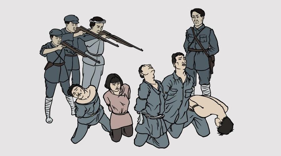 Lịch sử giết người của ĐCSTQ không phải bắt đầu sau khi giành được chính quyền, mà ngay từ những năm 1930 đã xuất hiện nhiều cuộc đàn áp đẫm máu.